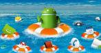 Android M sauvegarde des applis