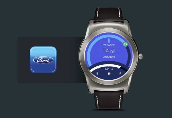 Android Wear ford
