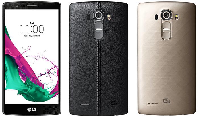 benchmarks comparatifs LG G4
