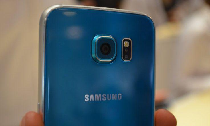 camera Galaxy S6