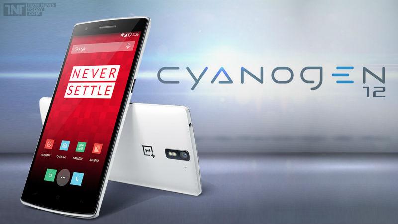 Cyanogen OS OnePlus