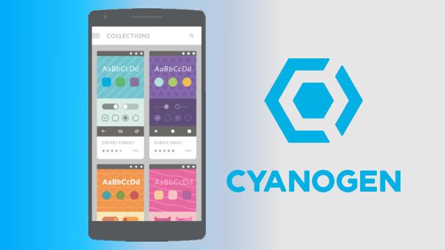 Cyanogen Thème