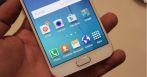Galaxy S6 lecteur empreintes