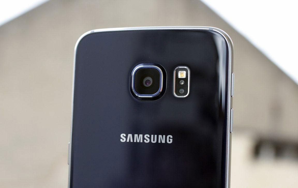 galaxy s6 edge appareil photo raccourci