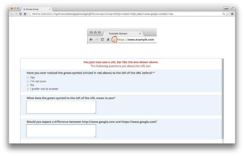 Google avis Chrome
