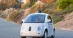 Google Car : 11 accidents de la route, c'est la faute des conducteurs !