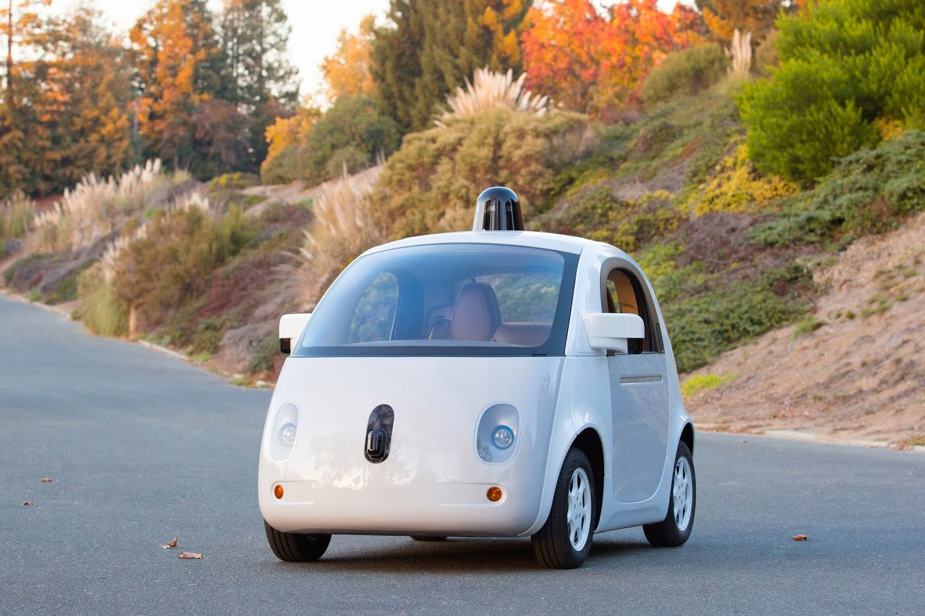 Google Car 11 accidents