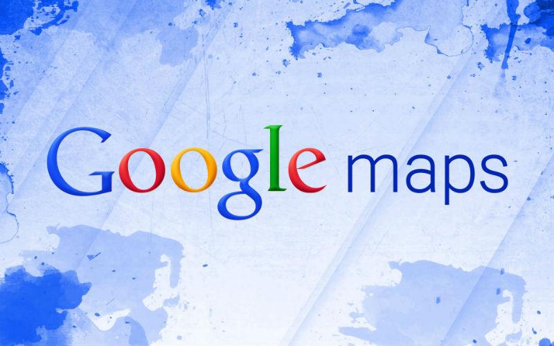 Google Maps guidage hors-ligne