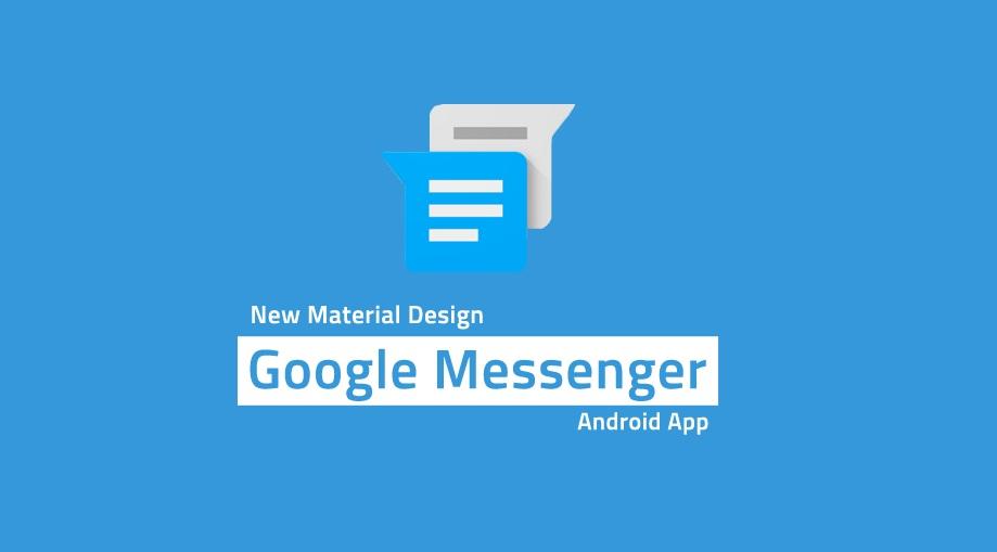 Google Messenger SMS