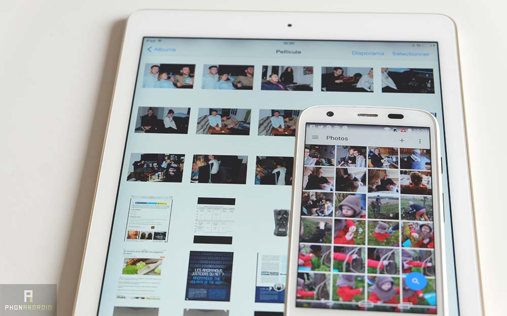 google photos ios 8 photos interface
