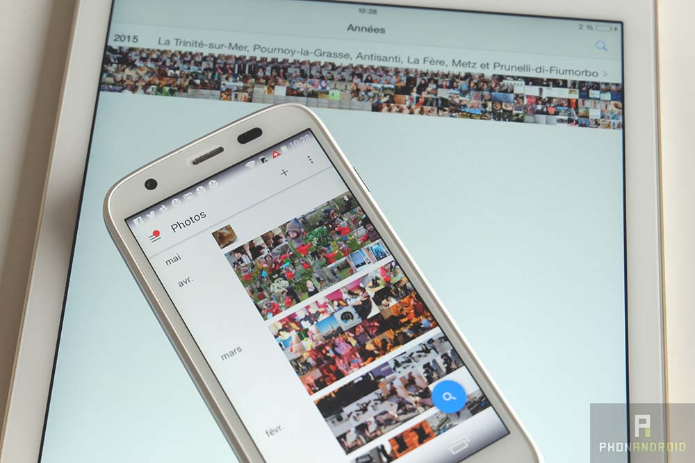 google photos interface ios 8 photos
