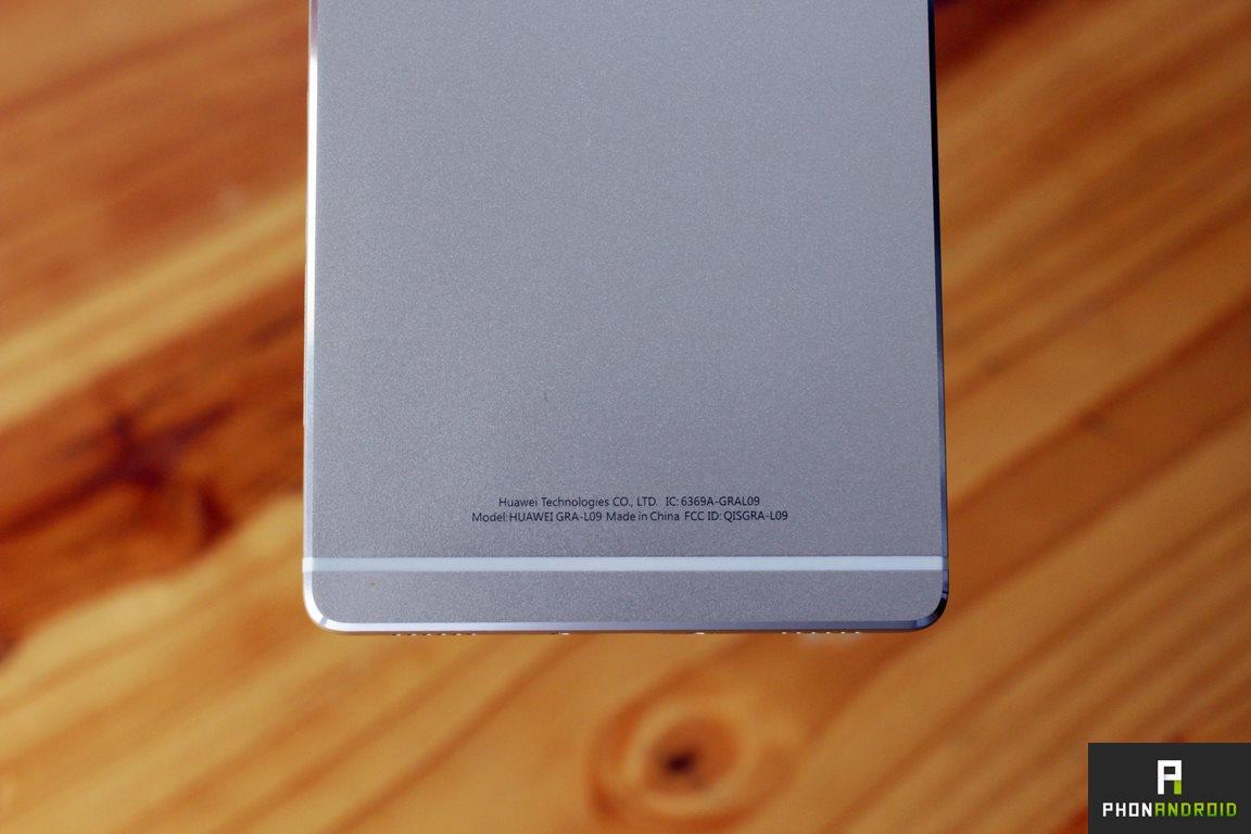 huawei p8 coque aluminium