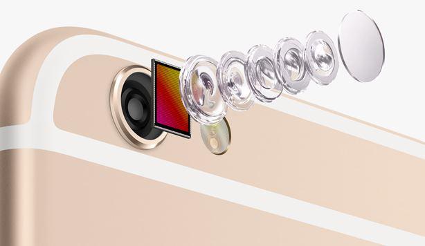 iphone 6 capteur photo sony