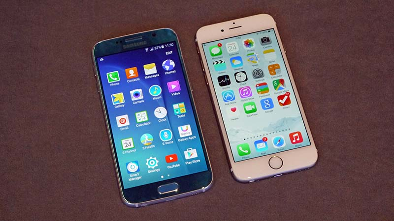 iphone 6 switch android