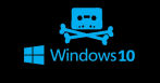 microsoft windows 10 pirate windows 7 8.1