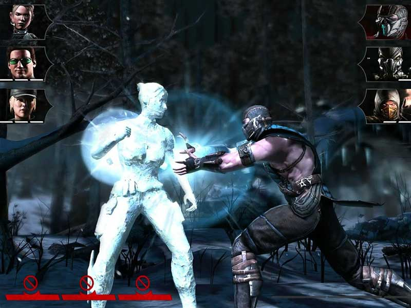mortal combat android