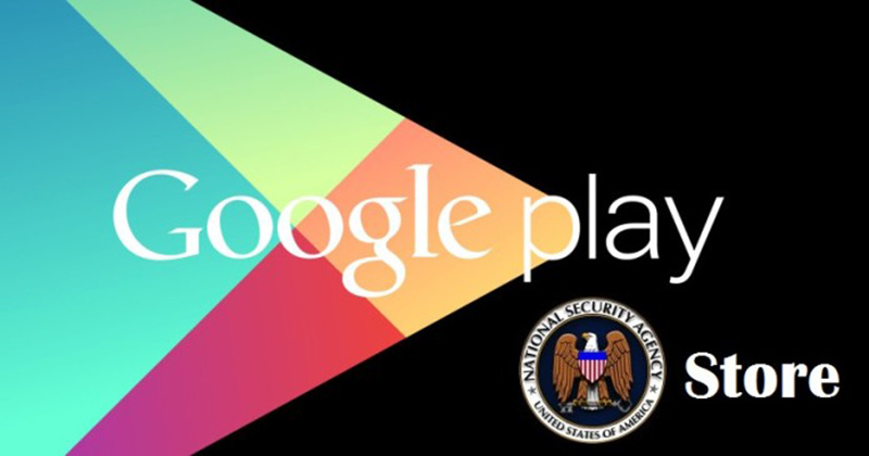nsa attaque google play store