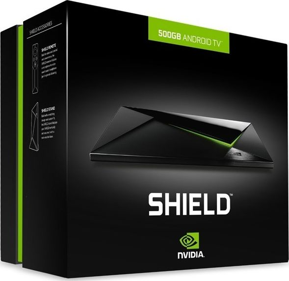 Nvidia Shield Pro 500 Go