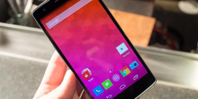 OnePlus One bug écran tactile