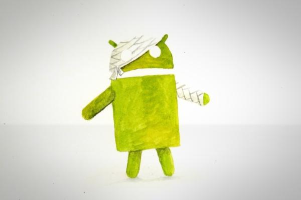 part de marche android 2015