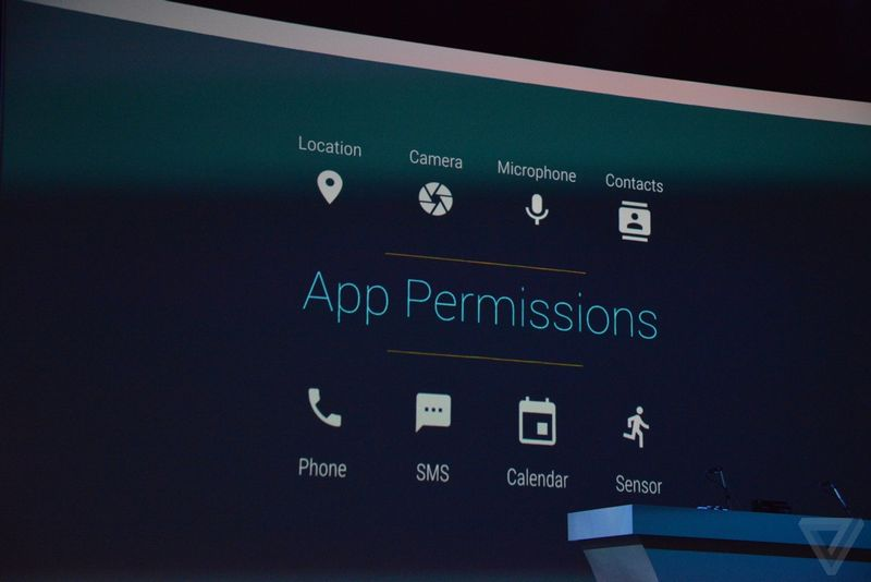 permissions applications