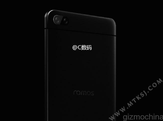smartphone Ramos camera
