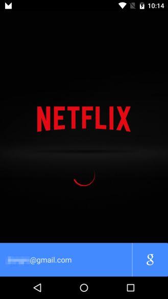 Smart Lock Netflix