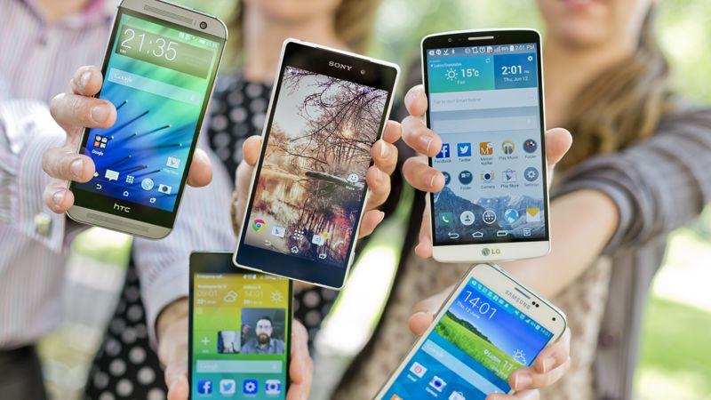 smartphones budget
