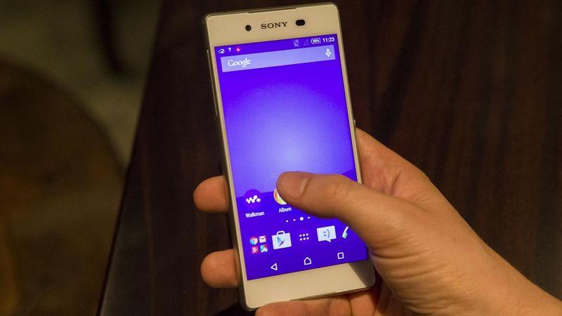 Sony ecrans Quad HD