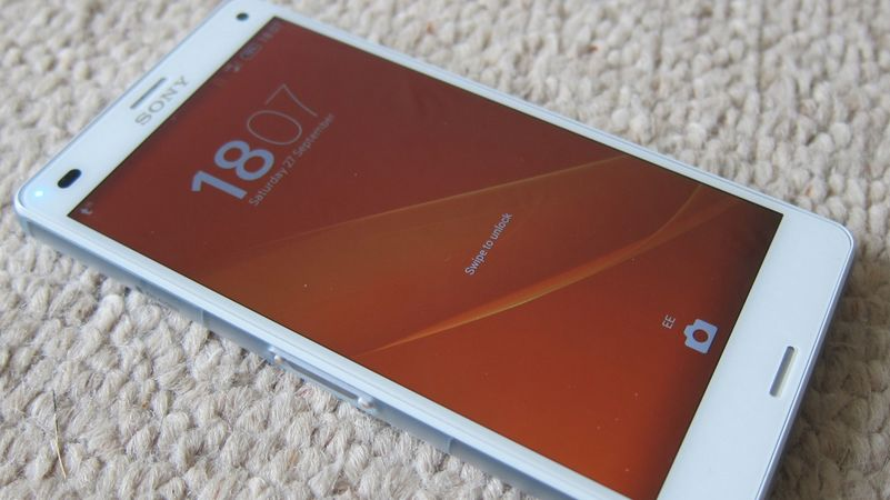 Sony Xpeeia Z4 Compact annonce