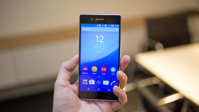 Sony Xperia Z3+ Z4