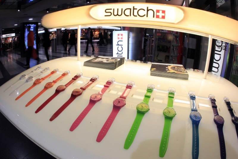 swatch batterie autonomie 6 mois montres connectees
