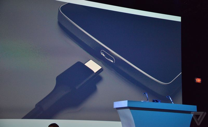 USB Type C Android M
