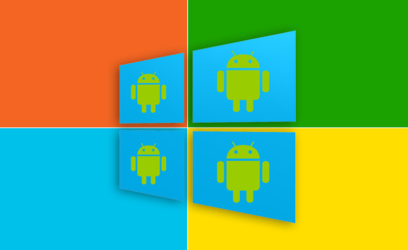 windows 10 applications android meilleures
