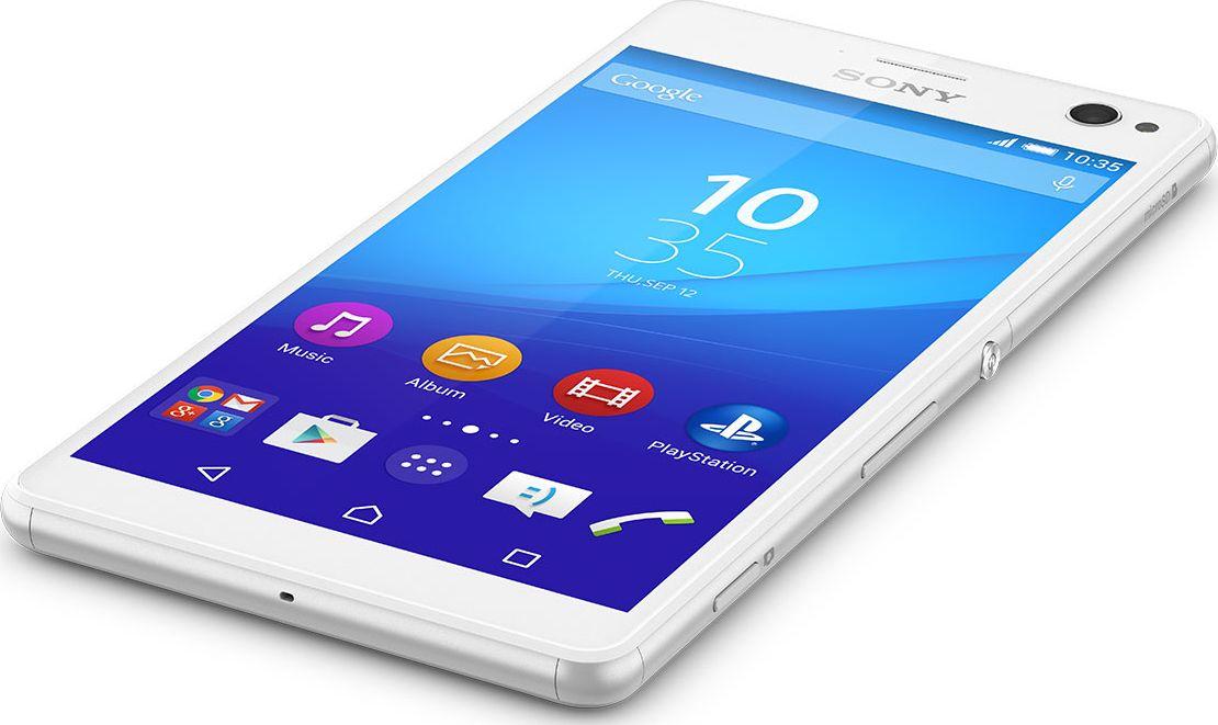 Sony Xperia C4 blanc