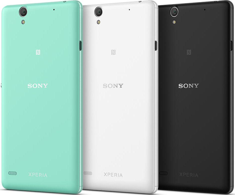 Sony Xperia C4 dos
