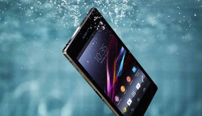 Sony Xperia Z1 Android 5.1