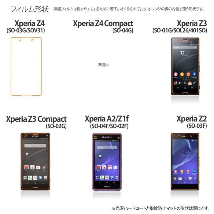 Xperia Z4 Compact japon