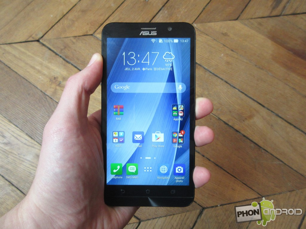 Zenfone 2 comment rooter