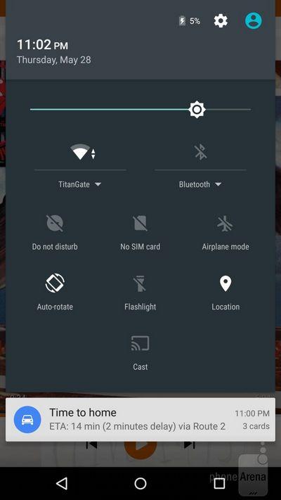 Android M ne pas deranger