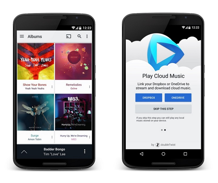 cloudplayer nouvelle application streaming musical