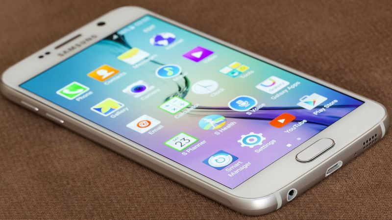 Galaxy S6 mise à jour Android 5.1.1