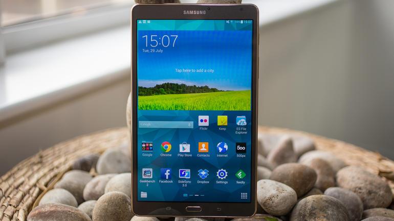 Galaxy Tab S2 8 FCC