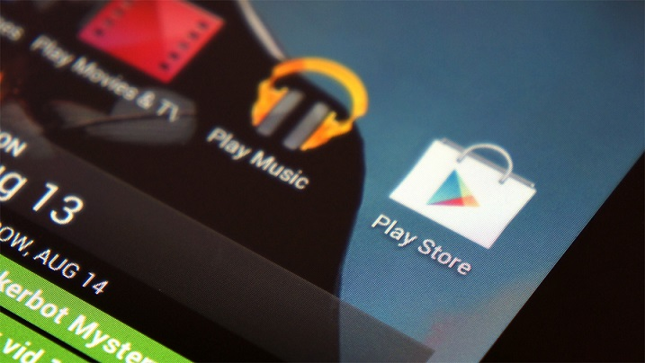 Google play store famille une