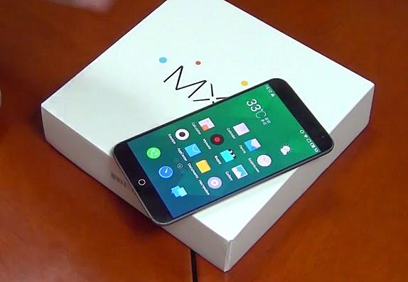 Meizu mx5 pro une