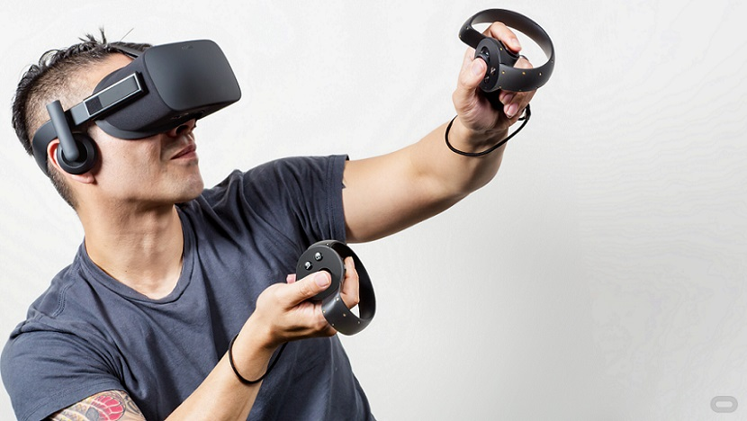 Oculus Touch annonce rift
