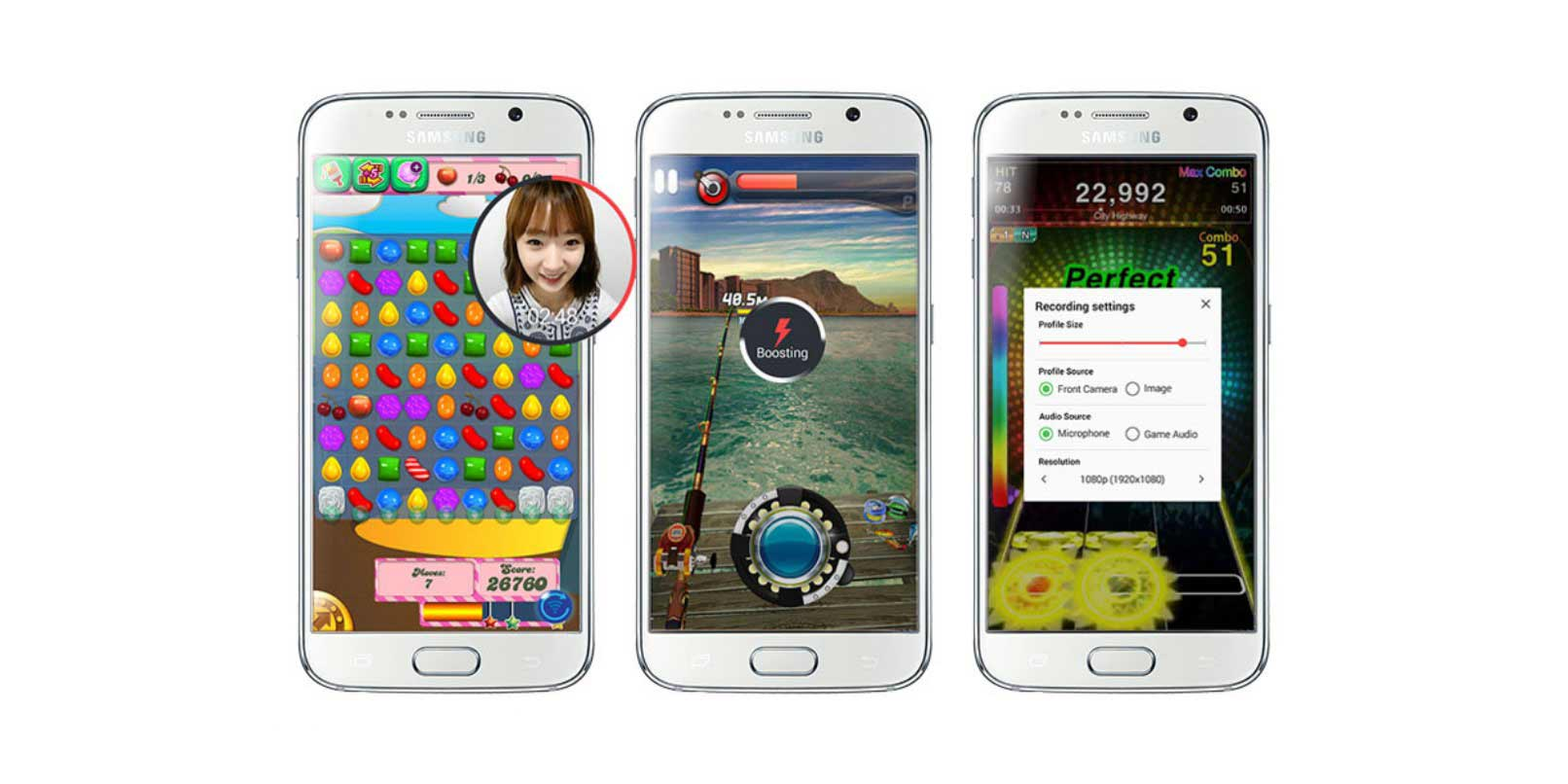 Samsung Game Recorder +
