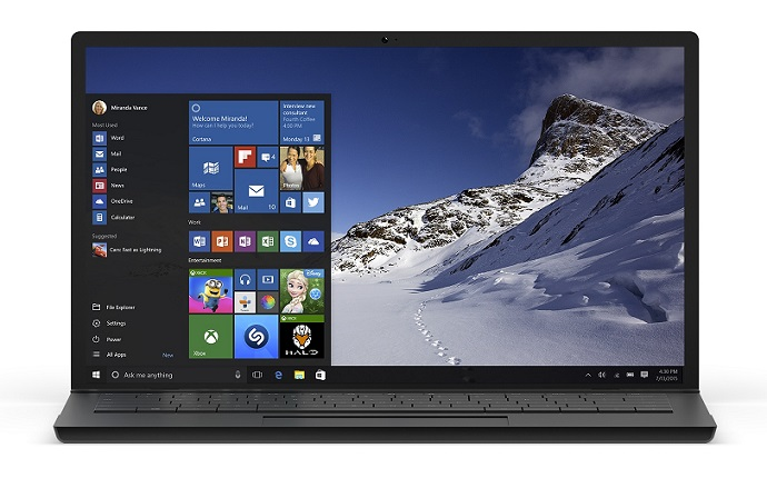 Windows-10-Dossier-menu-demarrer