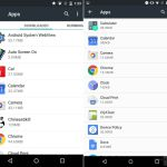 android-m-liste-applis