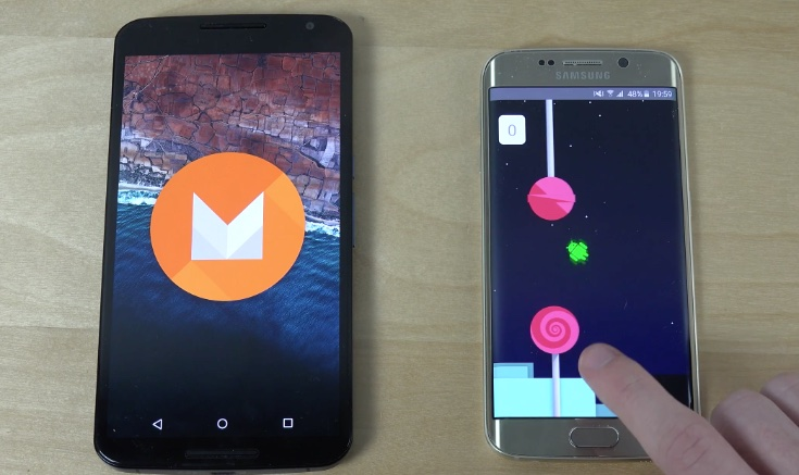 Android M vs Lollipop